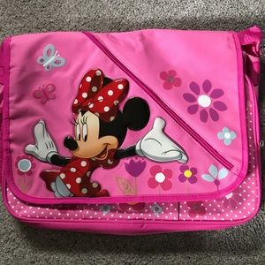 Other - Disney Minnie Mouse Messenger Bag